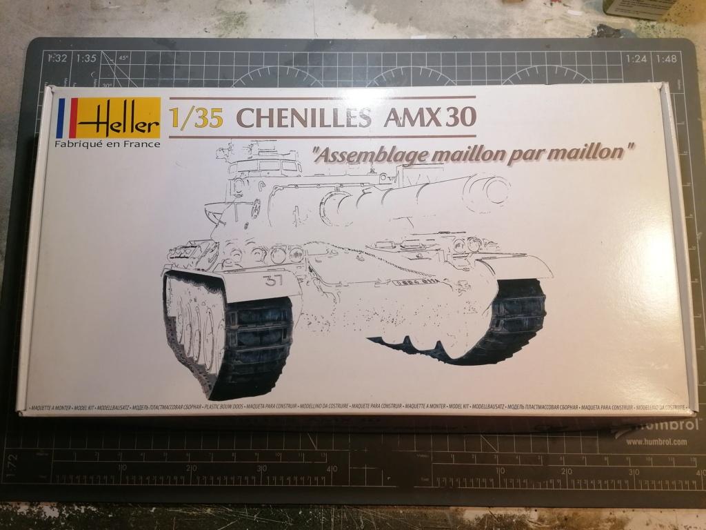 "[HELLER] AMX 30 B2 ""Opération DAGUET"" (UPGRADE) 1/35ème Réf 81157 Img_2114"