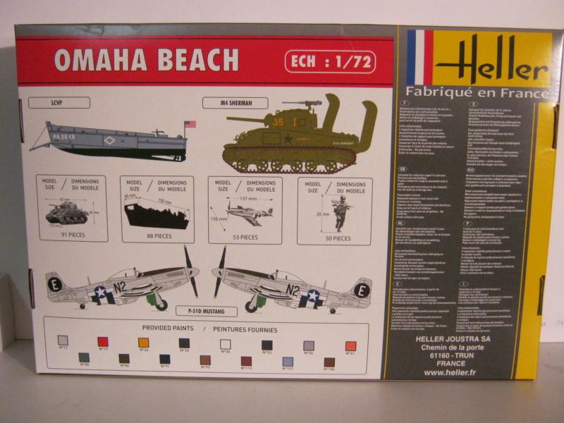 Coffret OMAHA BEACH 1/72ème Réf 53007 Img_5210