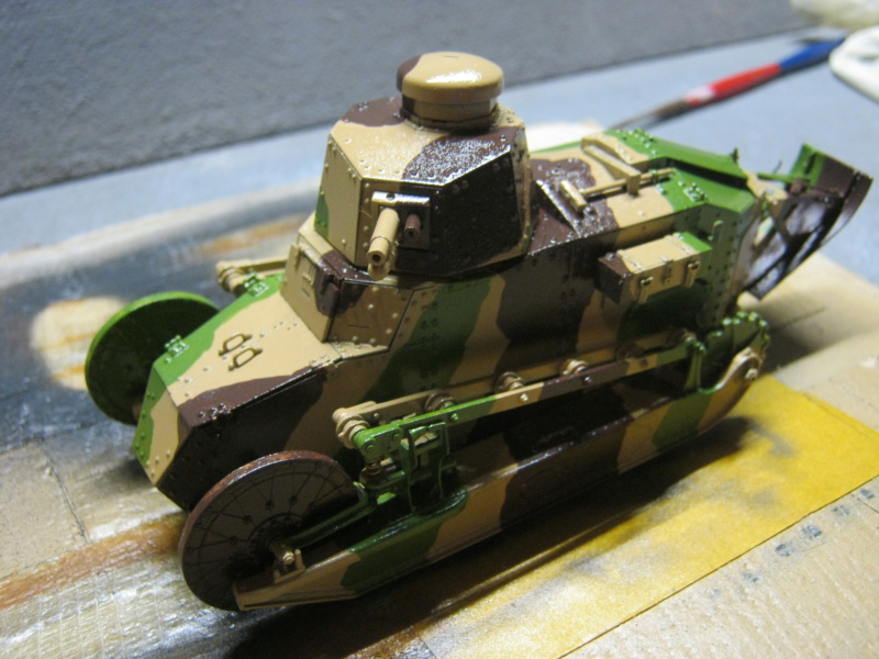 FT-17 Meng 1/35 - Page 3 Img_6610
