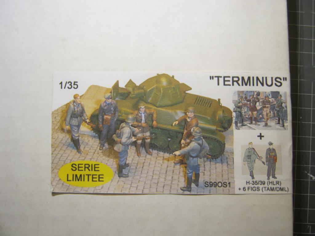 """[AZIMUT] """"TERMINUS"""" Bataille de France 1940 1/35ème Réf S99OS1 édition limité Img_7242"""