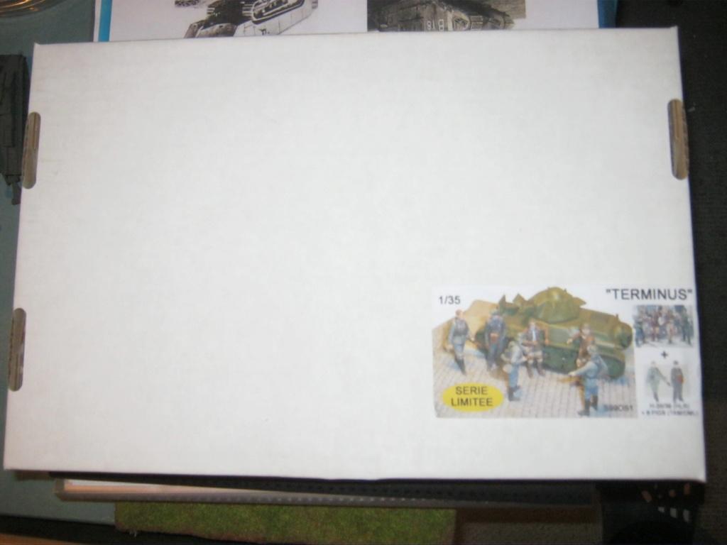 """[AZIMUT] """"TERMINUS"""" Bataille de France 1940 1/35ème Réf S99OS1 édition limité Img_7317"""