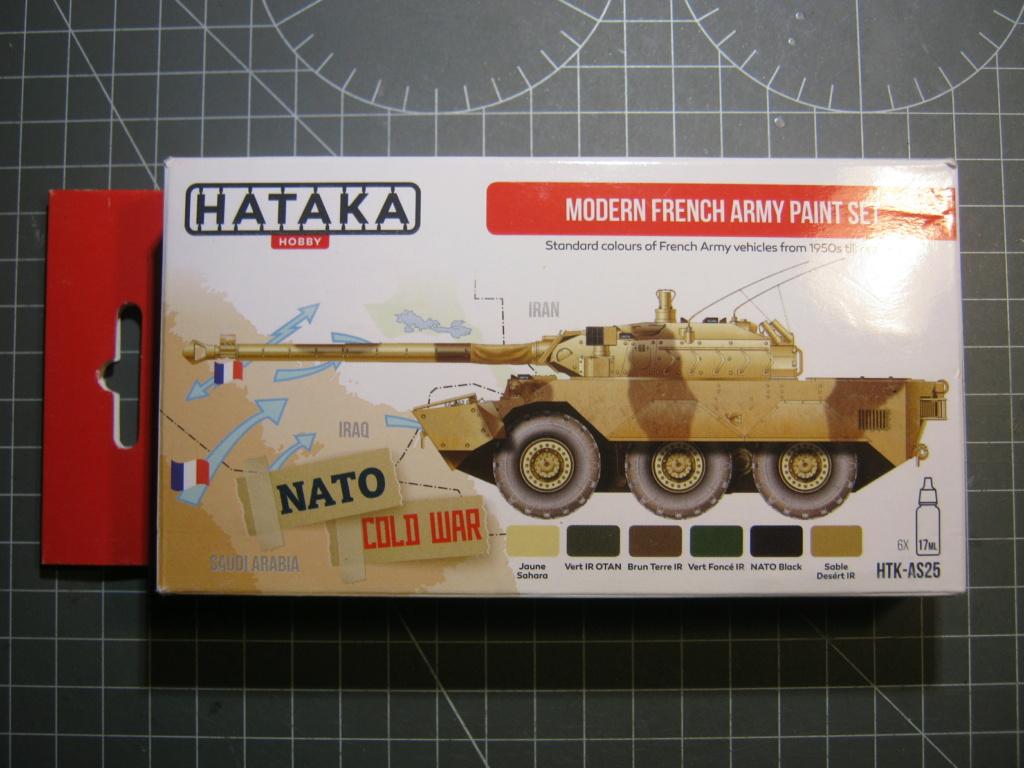 "[HELLER] AMX 30 B2 ""Opération DAGUET"" (UPGRADE) 1/35ème Réf 81157 Img_8149"