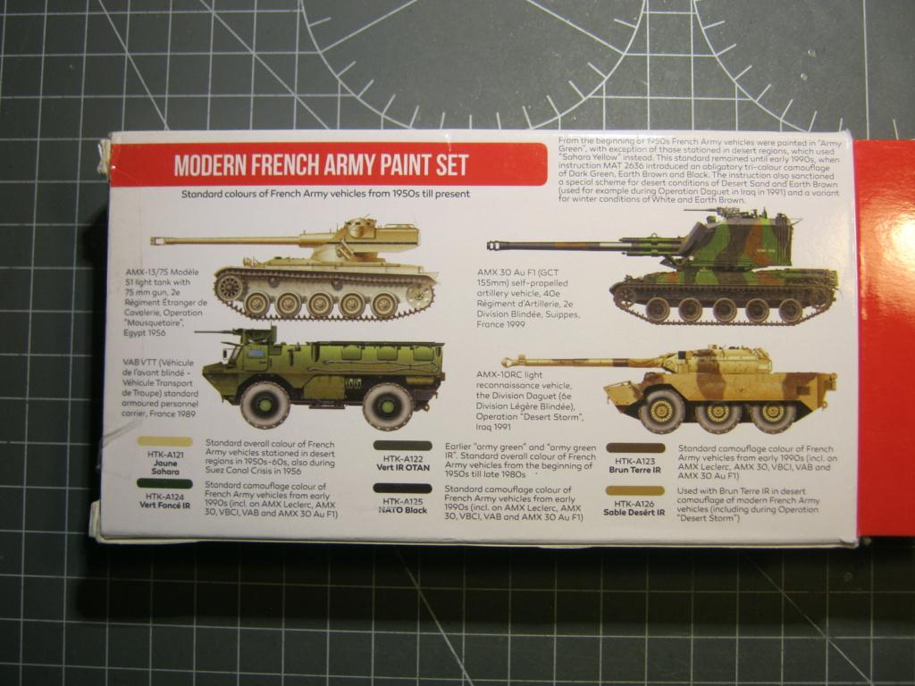"[HELLER] AMX 30 B2 ""Opération DAGUET"" (UPGRADE) 1/35ème Réf 81157 Img_8150"