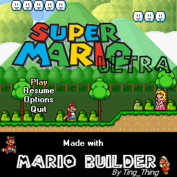 Super Mario Ultra (WIP!) Screen16