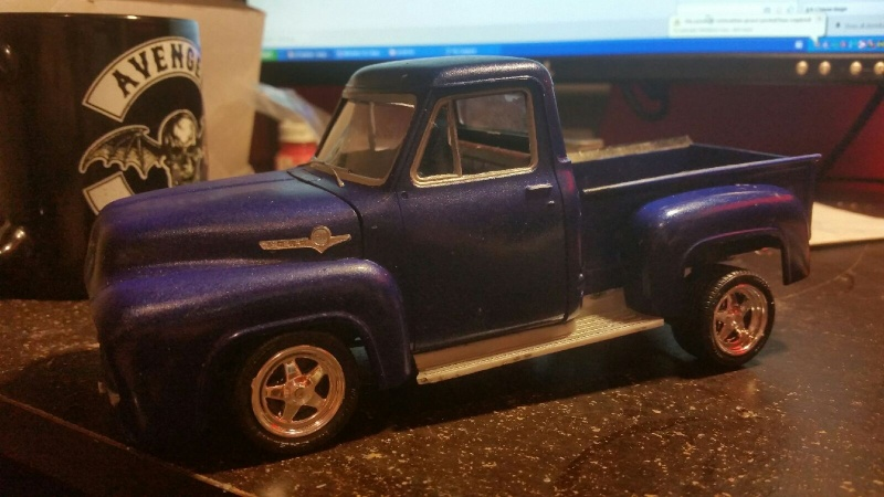 Ford F-100 1955 20150730