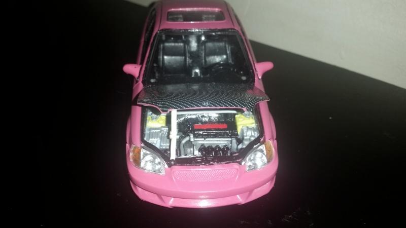 Honda Civic SI F&F 20150810