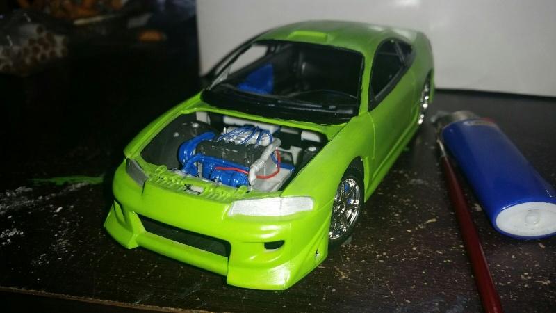 Mitsubishi Eclipse 95 F&F 20150823