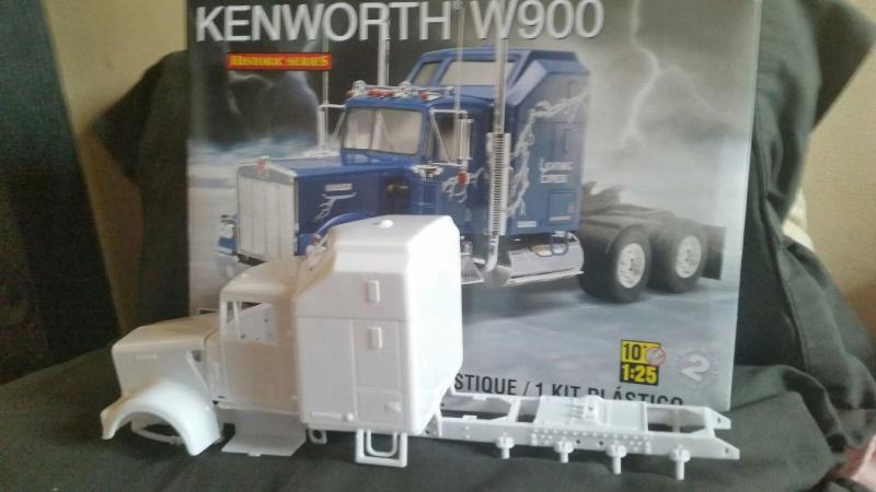 Kenworth W900 de Revell 20150830