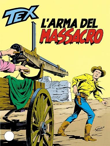 L'arma del massacro (321/322) 32110