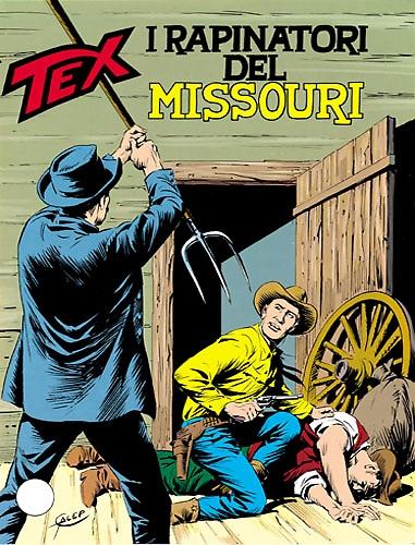 I rapinatori del Missouri (326/327/328) 32710
