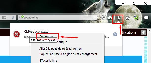 Comment récupérer la clé Windows 10 Cly_pr16