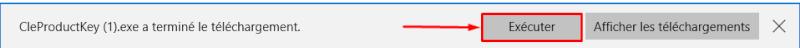 Comment récupérer la clé Windows 10 Cly_pr18