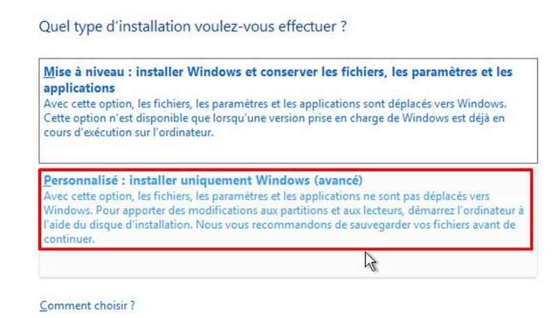 Comment installer Windows 10 Instal14