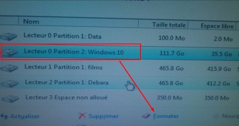 Comment installer Windows 10 Instal15