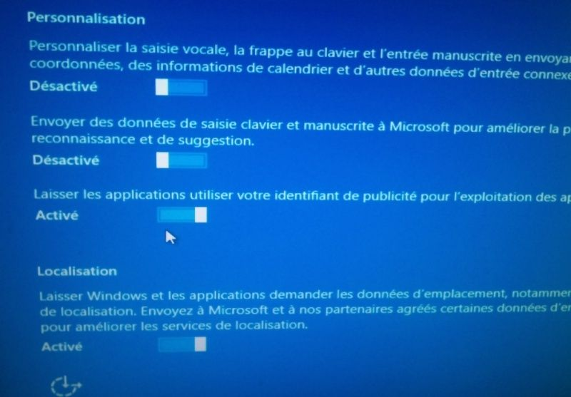 Comment installer Windows 10 Instal19