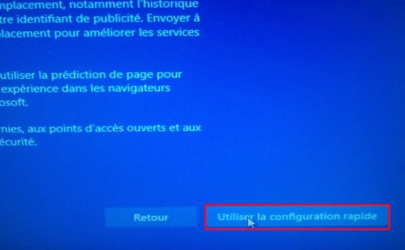Comment installer Windows 10 Instal21