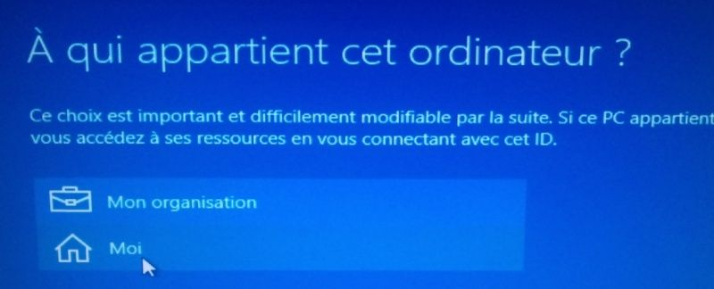 Comment installer Windows 10 Instal22