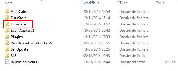 Supprimer les fichiers inutile sous Windows 7 / Windows 8 / 8.1 Softwa11
