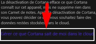 Désactiver Cortana sous Windows 10 Sysact14