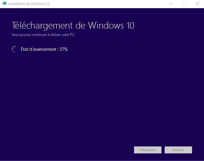 Comment créer un ISO de Windows 10 Tylych10