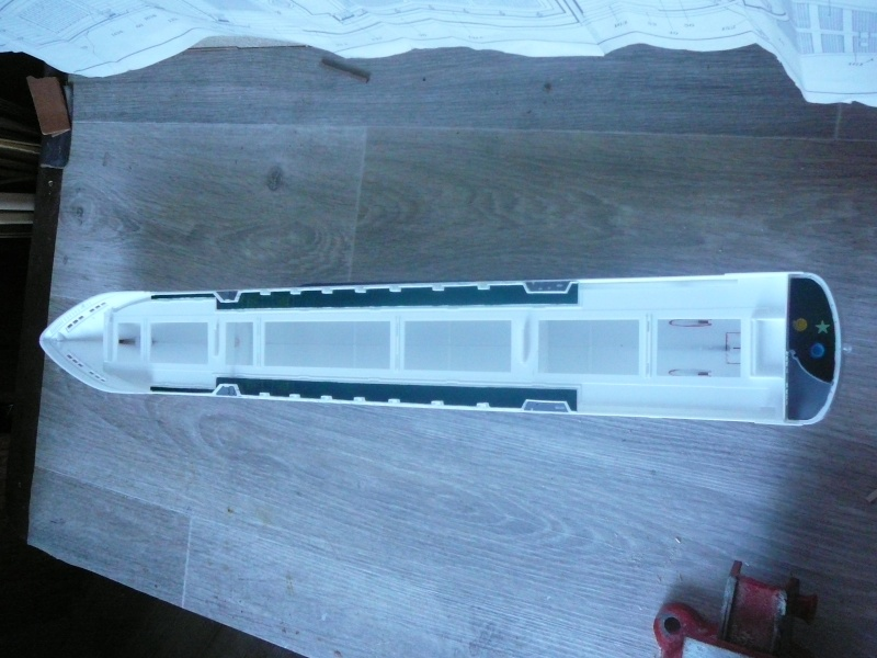 cruiser ship AIDA revell au 1/400 Aida1110