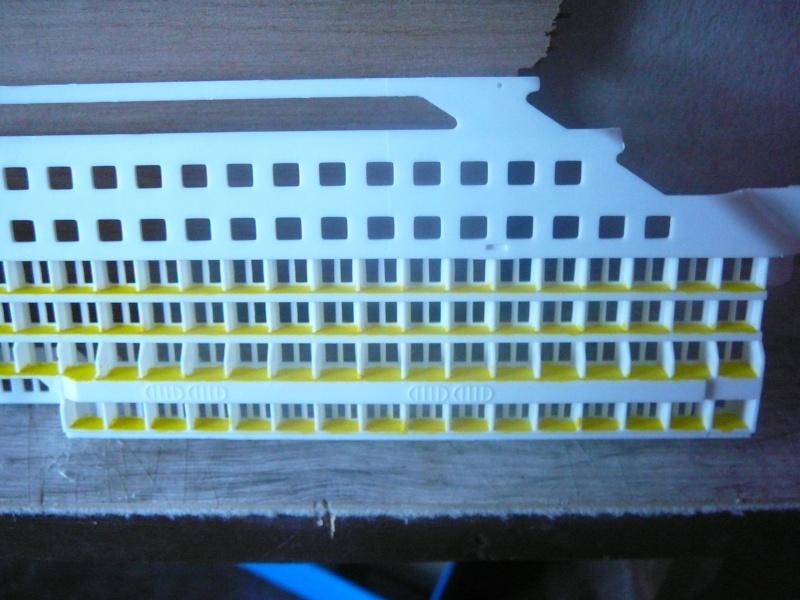 cruiser ship AIDA revell au 1/400 Aida1310
