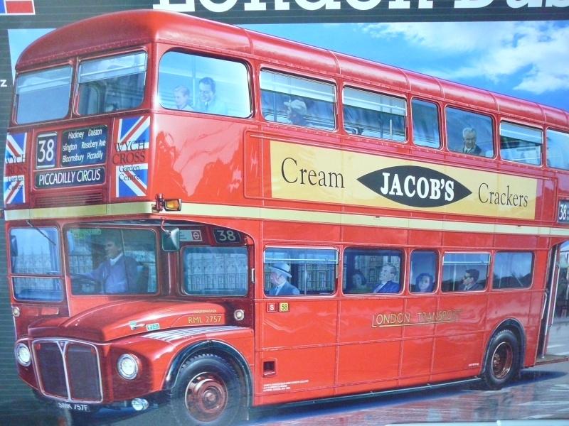 bus londonien Bus110