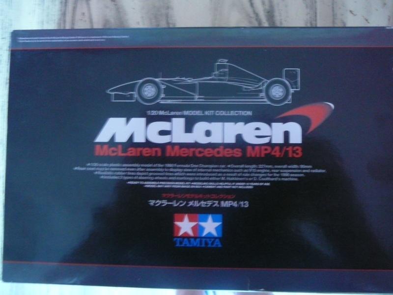 Mc Laren Racing par sergio Mc110