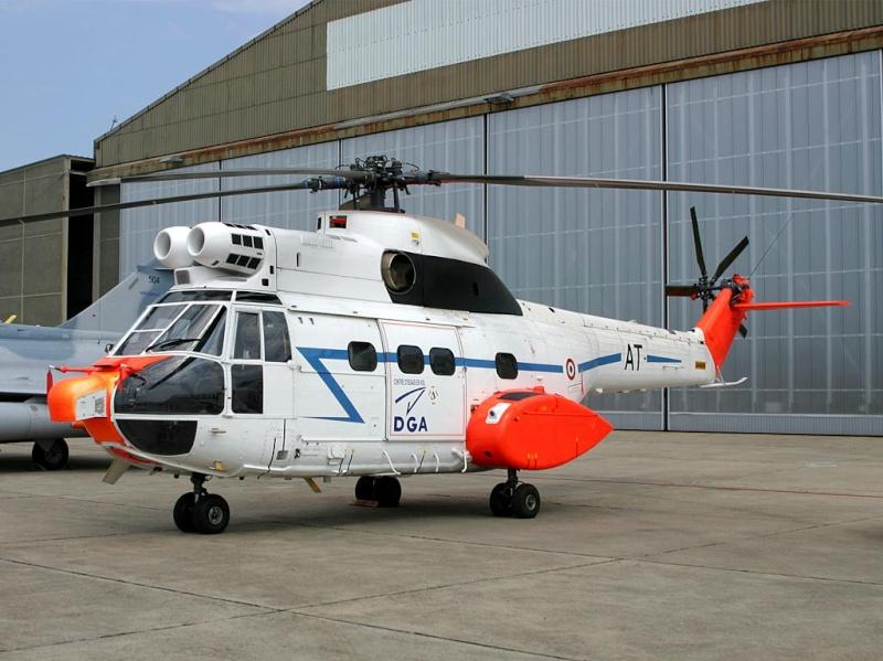 eurocopter Puma de revell au 1/32 P210