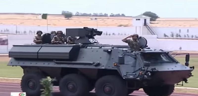 الصناعة العسكرية الجزائرية ... مدرعات ( فوكس 2 ) - صفحة 3 Phg10