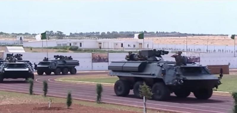 الصناعة العسكرية الجزائرية ... مدرعات ( فوكس 2 ) - صفحة 3 Zeg10