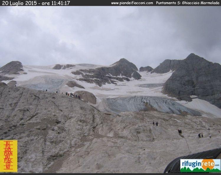 I ghiacciai delle Dolomiti - Pagina 10 Scherm18