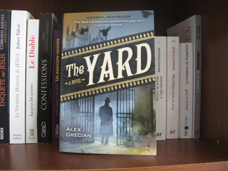 """The Absent Role of Tobacco in the Novel """"The Yard"""" Img_6457"""