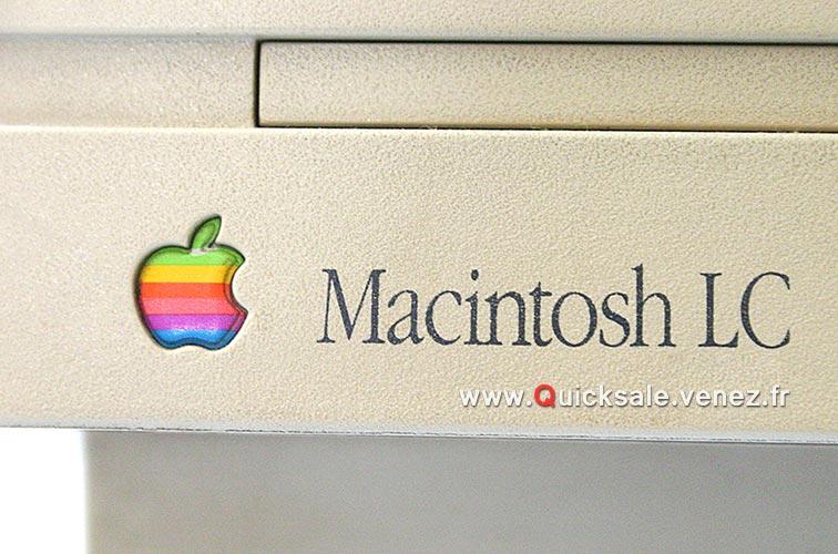 [VENDU] Apple Macintosh LC de 1990 -  95€ Macint14