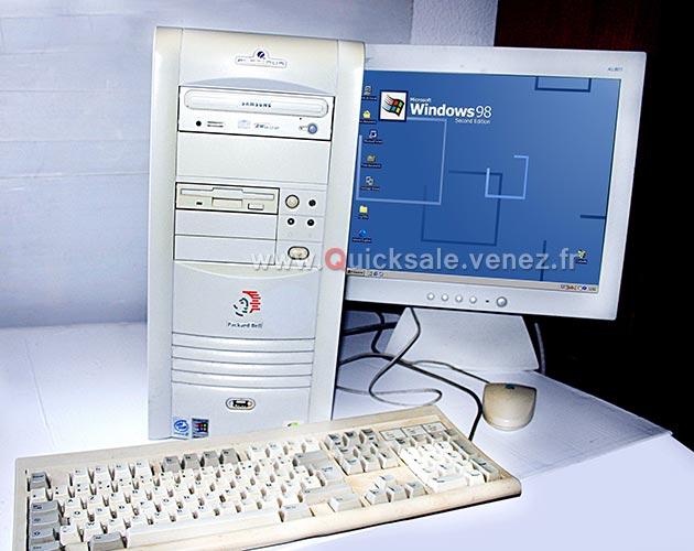 [VENDU] Packard bell Windows 98 Se  80€ Packar11