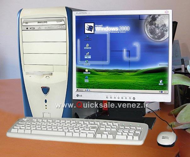 [VDS] Tour Windows 2000 Pro Advanced Server 70€ Window12