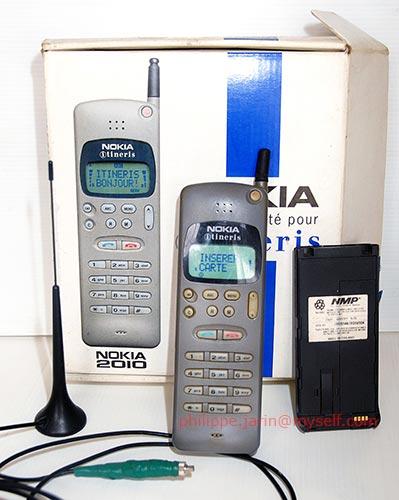 [VDS] Nokia Itineris 2010 GSM de collection 50€ Nokia010