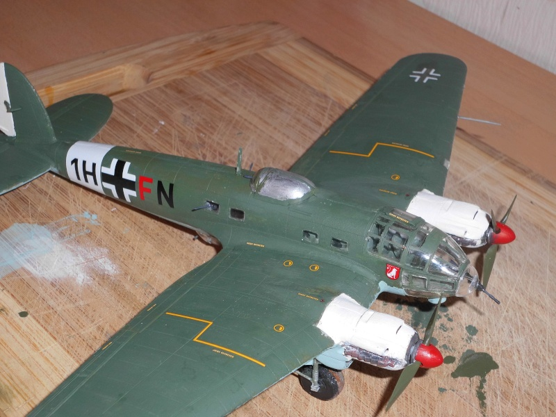 Heinkel He111 H6 - Revell, 1:72 Dsci0013