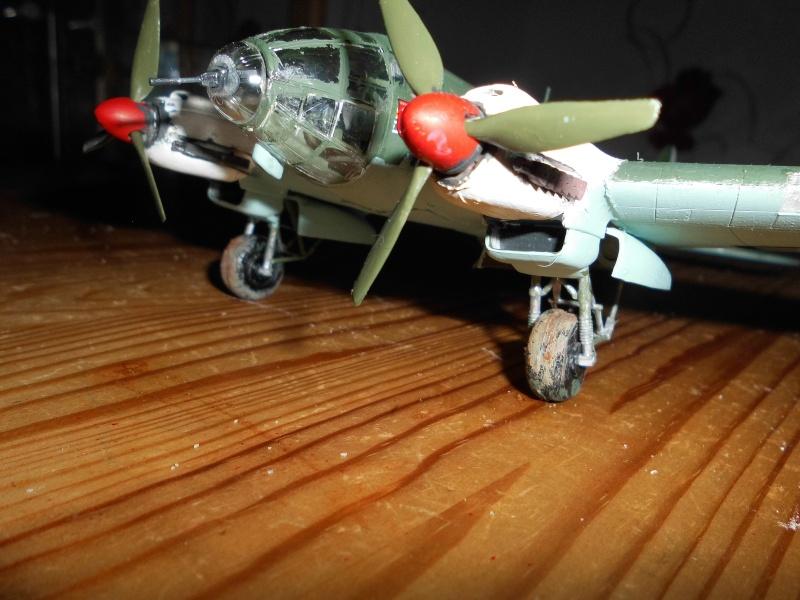 Heinkel He111 H6 - Revell, 1:72 Dsci0014