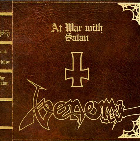 Venom - At War With Satan (1983) [2002 Reissue] 86311