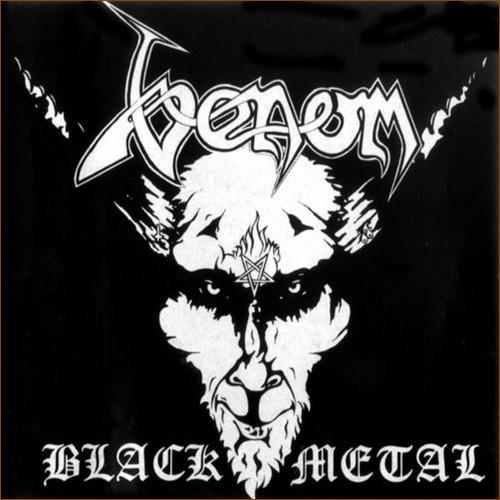 Venom - Black Metal (1982) [2002 Reissue] 92139411
