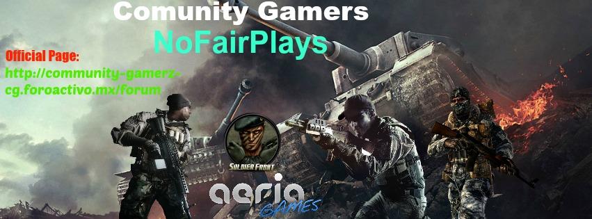 ✔ [CG]Gamer'z Comunity