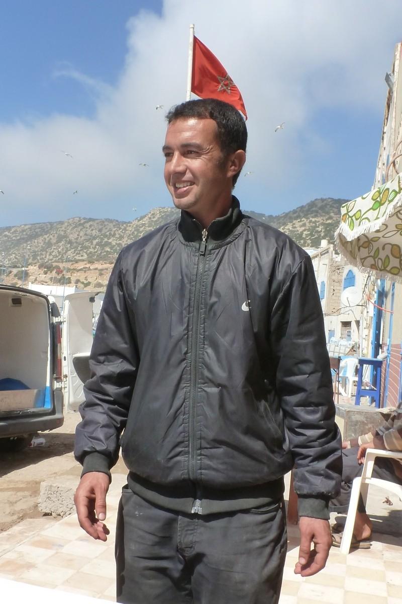 [Maroc Camp/Découverte] Rachid et la nouvelle Aire de TAFEDNA (Zone 4) P1080910