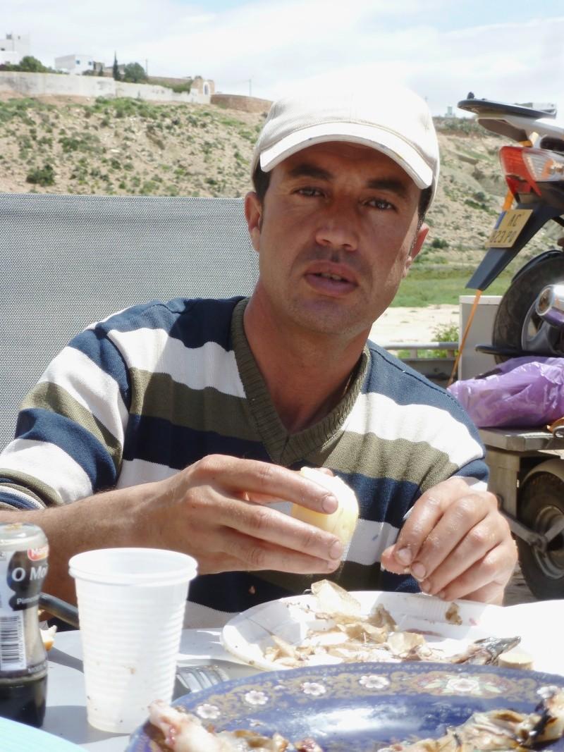 [Maroc Camp/Découverte] Rachid et la nouvelle Aire de TAFEDNA (Zone 4) P1090310