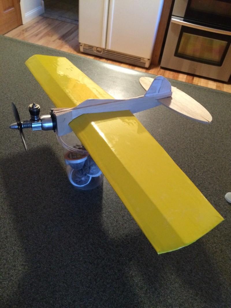 cardboard wing on baby ringmaster 11410