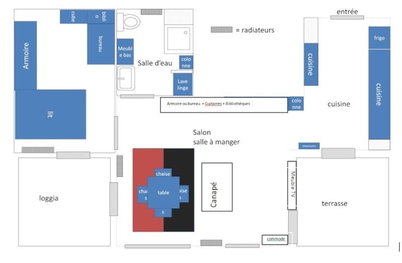 aménagement d'une chambre parents + bébé de 11,6m² Nouvea10