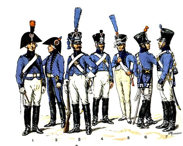Grenadier 15e régiment Infanterie de la ligne Espagne 1807 MM 54m (modifications)  - Page 16 Tda_110