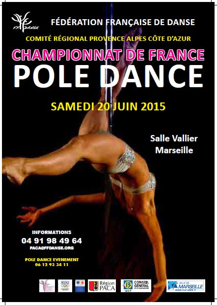[Marseille] CHAMPIONNAT DE FRANCE OFFICIEL DE POLE DANCE - 20/06/2015 Flyer10