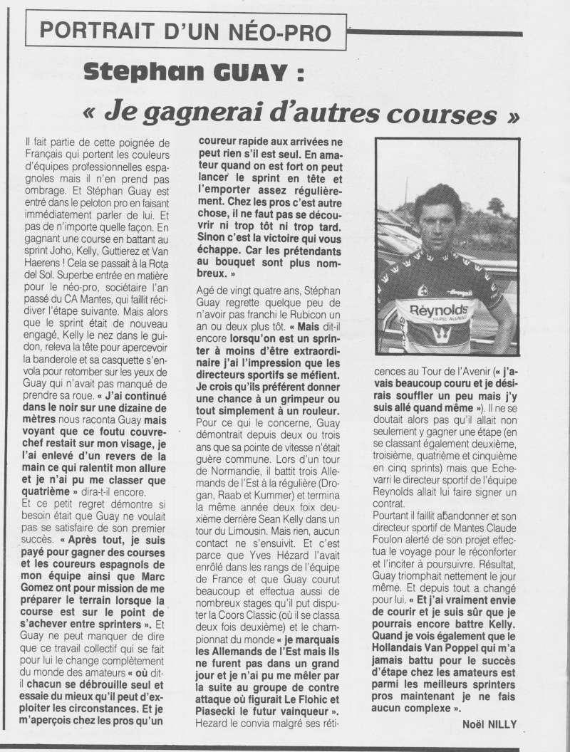 Coureurs et Clubs de février 1984 à décembre 1989 - Page 5 3_00111