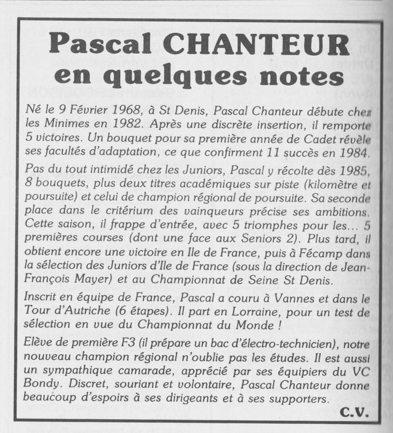 Coureurs et Clubs de février 1984 à décembre 1989 - Page 5 Ch_00911